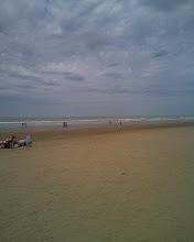 Photo: Playa de San Bernardo en Junio
