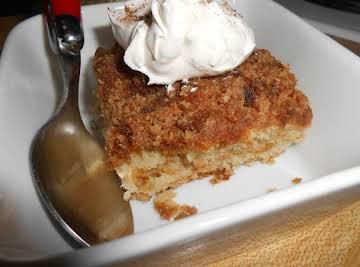 Cream Cheese Apple  Brunch Cake - Cassies