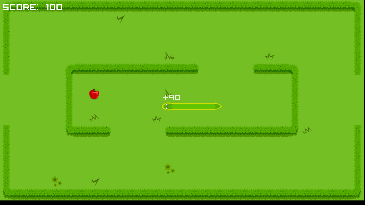 Hungry Snake 2- screenshot