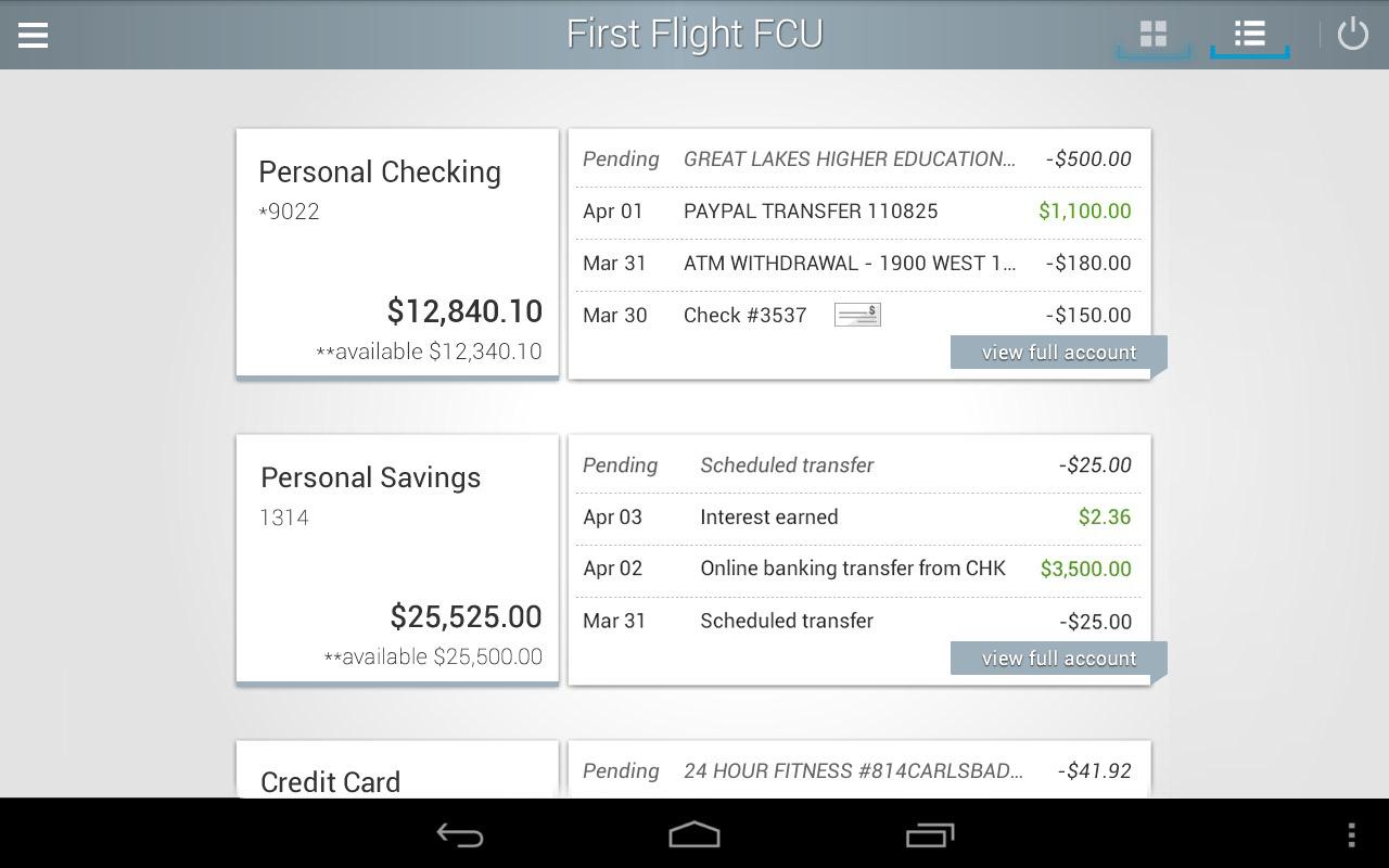 First Flight FCU- screenshot