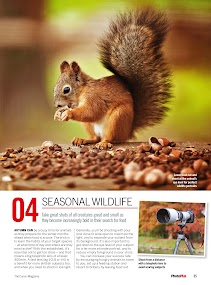 PhotoPlus: the Canon DSLR photo magazine- screenshot thumbnail