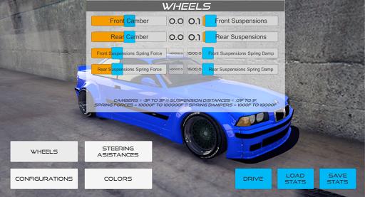 Air Suspension Camber 1.2 screenshots 4
