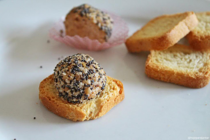 Alheira and Cottage Cheese Bonbons From Here and There Recipe
