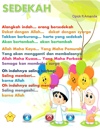 Lagu Anak Muslim & Sholawat Nabi  screenshots 16