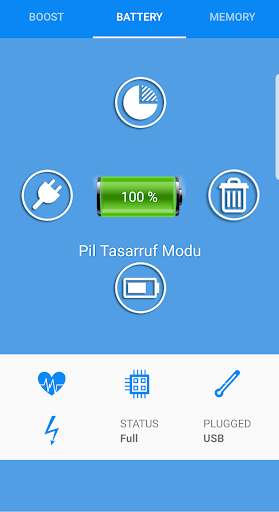 Master Battery Doctor / Phone Cleaner screenshot 2