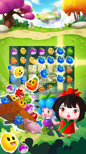 Fruit Puzzle Wonderland  screenshots 2