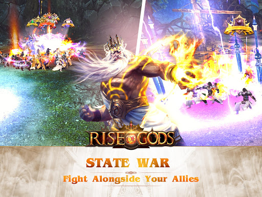 Rise of Gods - A saga of power and glory 1.0.3 screenshots 20