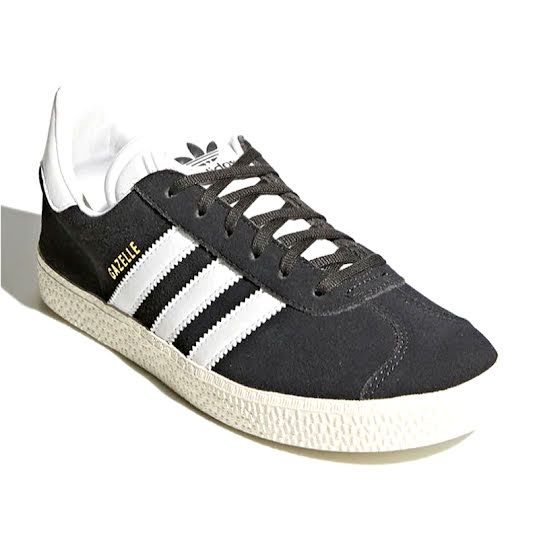 Adidas Originals Gazelle Junior Solid Grey/White/Gold Metallic Stl: 36