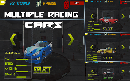 Hyper Car Racing Multiplayer:Super car racing game screenshots 7