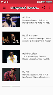 Kannywood Channels Screenshot