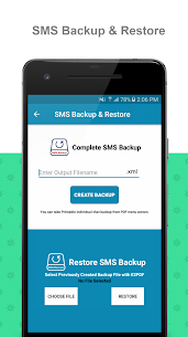 E2PDF – Backup Restore SMS,Call,Contact,TrueCaller Download 2