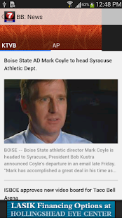 Boise State Bronco Roundup - screenshot thumbnail
