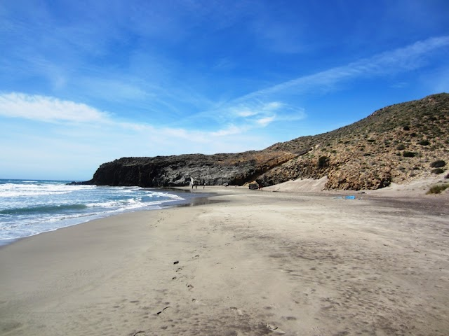 Playa del Barronal.
