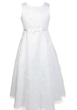 D3251 Lace Communion Dress Premier Designs