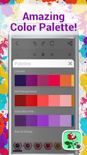 Secret Garden Coloring Book APK Screenshots