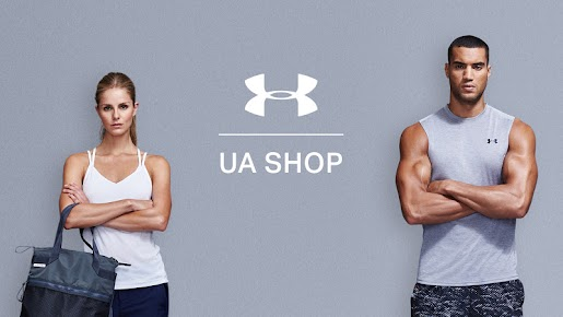 Introducing Under Armour Shop