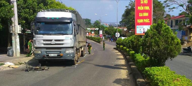 Tai nạn giao thông làm 01 người tử vong