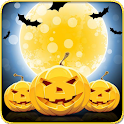 Wallpaper Halloween background icon
