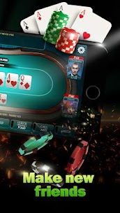 Live Poker Tables–Texas holdem and Omaha 6