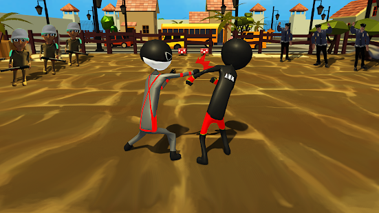 Stickman Neon Ninja Shadow - Fighting Game 2018 - náhled