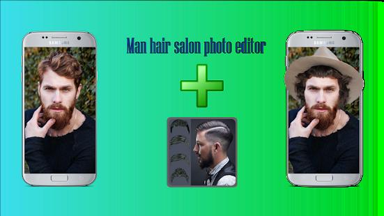 Männer Frisuren Foto Editor – Apps Bei Google Play