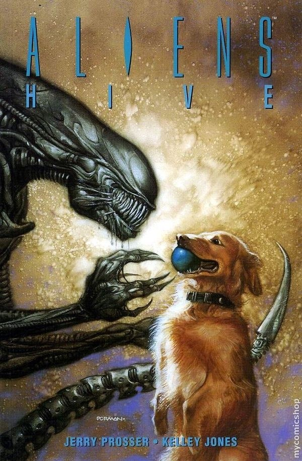 Aliens - Hive anthology (1993)