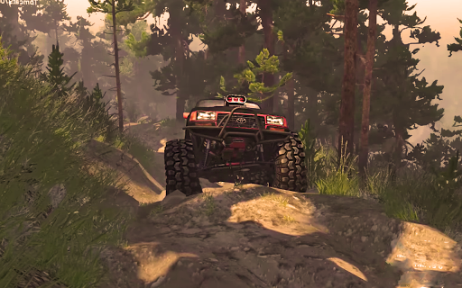 Offroad Xtreme Jeep Driving Adventure  screenshots 14
