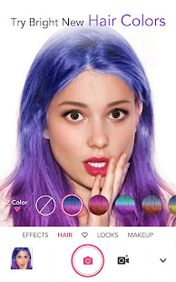 App YouCam Makeup-Magic Selfie Cam & Virtual Makeovers APK for Windows Phone
