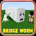 Bridge Worm for Minecraft PE icon