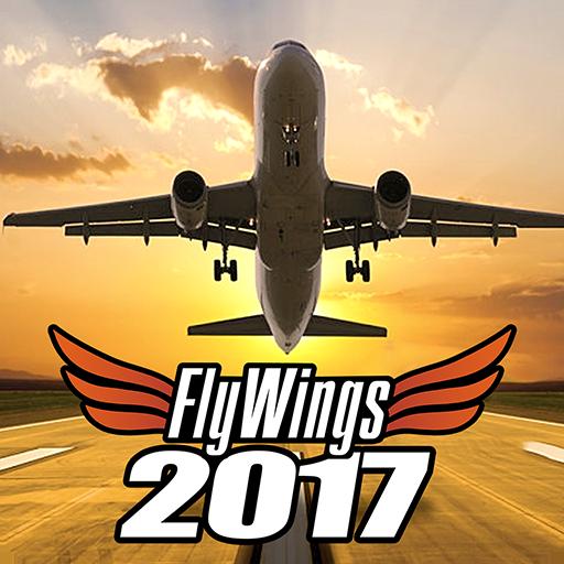 Baixar Flight Simulator 2017 FlyWings Free para Android