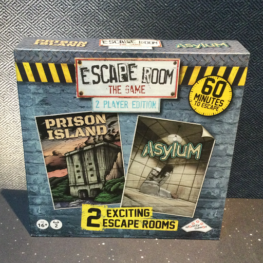 Escape Room: The Game (2-Player)