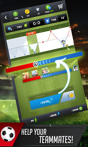 LigaUltras - Support your favorite soccer team 1.9.0 screenshots 2