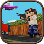 Block Gun 3D: Haunted Hollow 1.0.7 Apk
