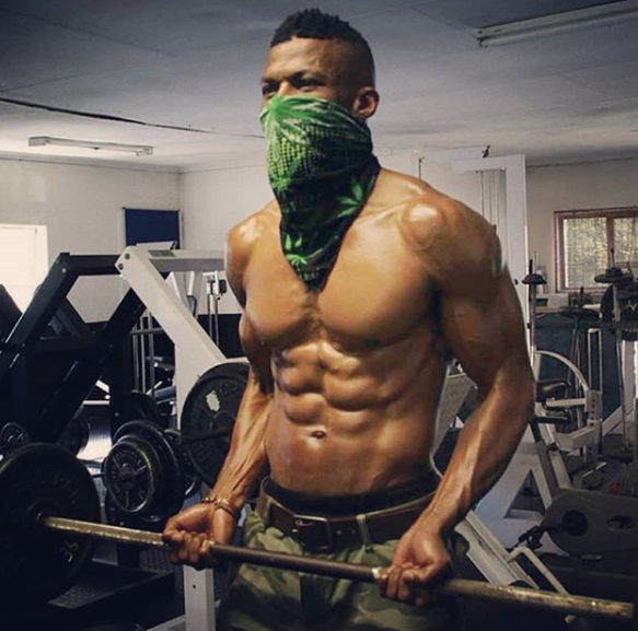 Get your body right with fitness tips from Vuyo Dabula