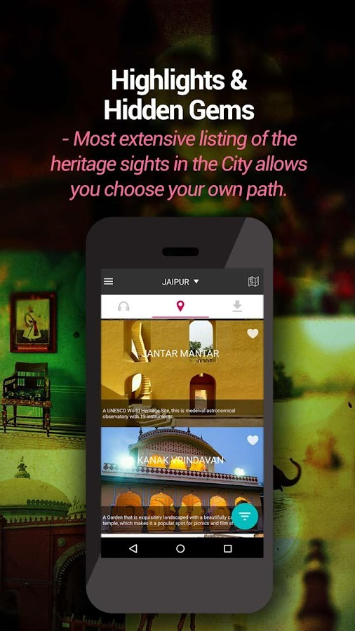 TripMyWay: India Travel Guide- screenshot