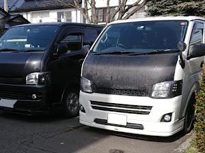 ハイエース  200系1型 DT 4WD S-GL のカスタム事例画像 髭パパさんの2020年02月20日20:25の投稿