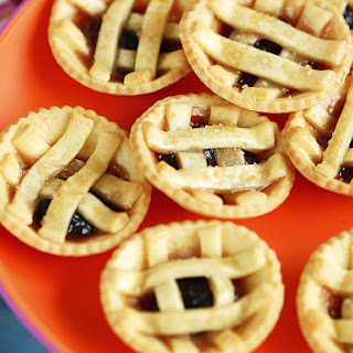 Lattice Jam Tarts