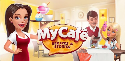 My Cafe: Recipes & Stories - World Cooking Game APK