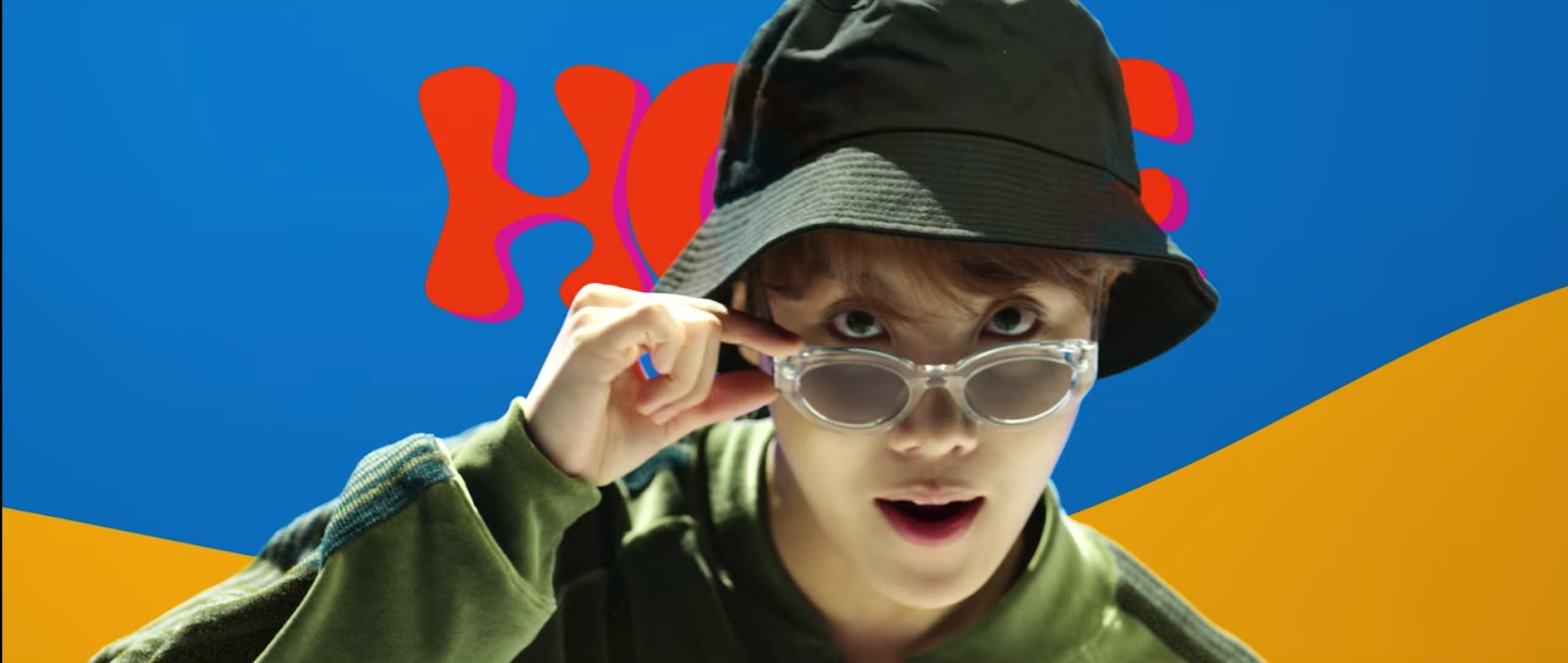 BTS' J-Hope Finally Dropped His Much-Anticipated Mixtape