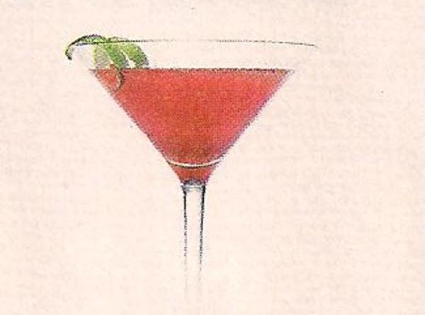 Raspberry Martini Recipe