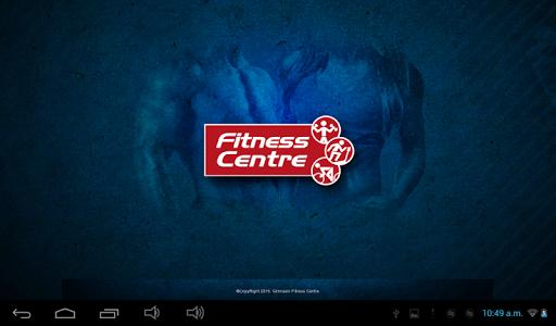 Fitness Centre Administrador