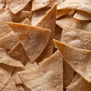 Baked Tortilla Chips.