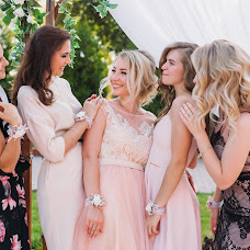 Wedding photographer Mariya Kostina (MashaKostina). Photo of 31.08.2018