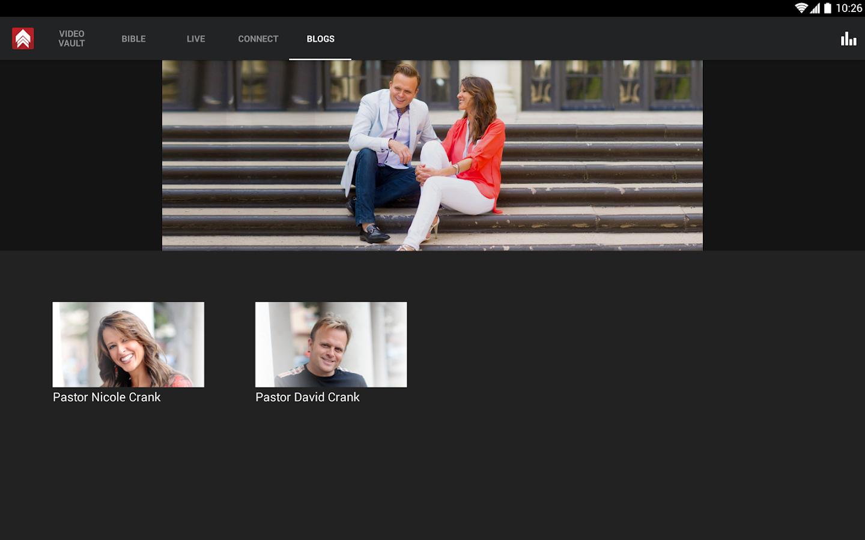 FaithChurch.com- screenshot