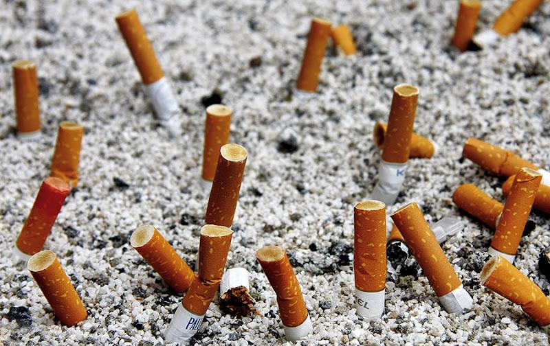 cigarettes di ETTORE STABILINI