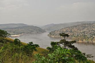 Photo: Congo River in Matadi