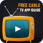 Live Cable TV All Channels Free Online Guide icon