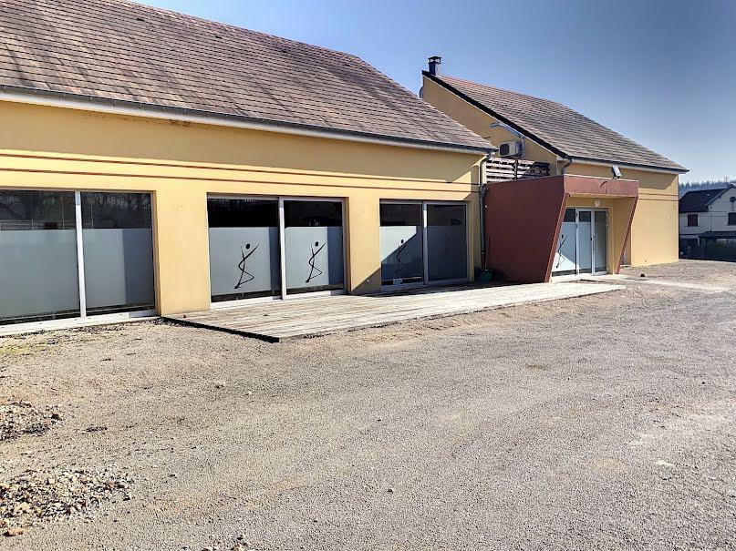 Vente locaux professionnels 14 pièces 374 m² à Esprels (70110), 262 000 €
