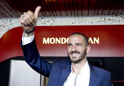 """Leonardo Bonucci pour son retour """"à la maison"""": """"Je vais accepter les sifflets et je vais les transformer en applaudissements"""""""