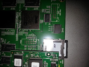 Photo: SD card slot